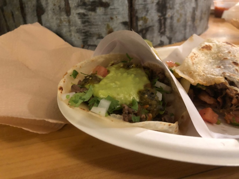 kyroshtravels.com - Los Tacos No 1, Chelsea Markets, New York City