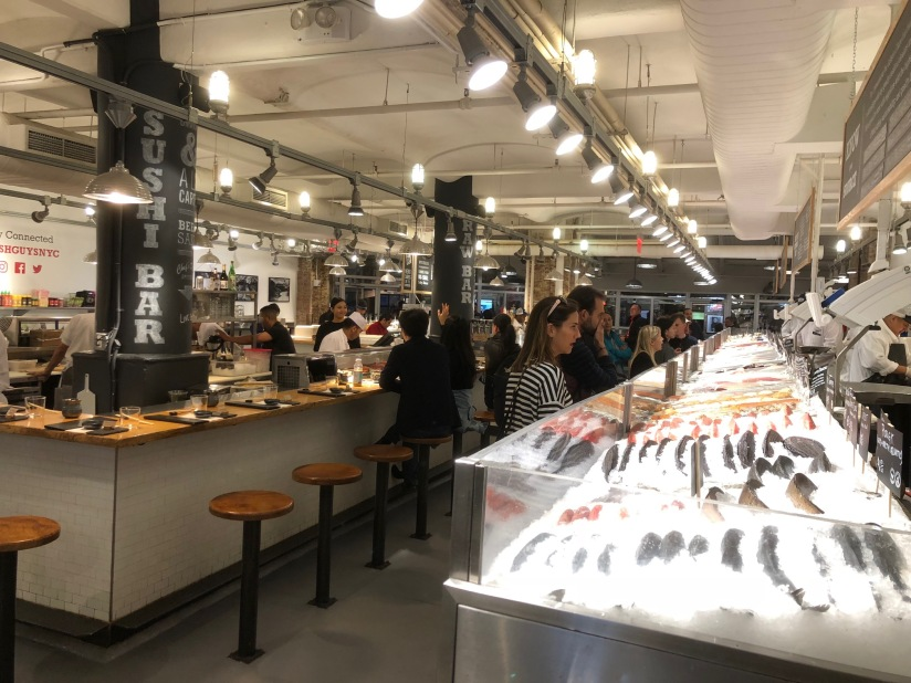 kyroshtravels.com - Chelsea Markets, New York City