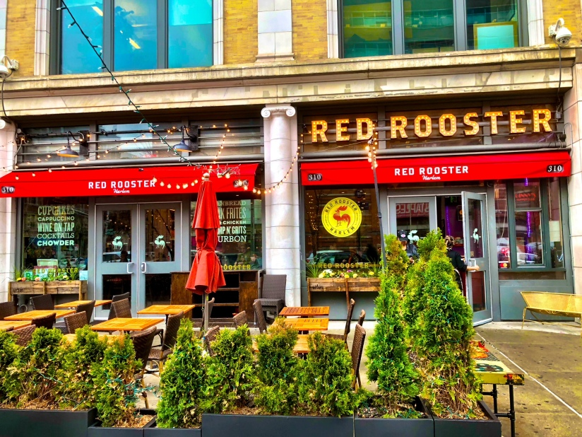 kyroshtravels.com - Red Rooster, Harlem, New York City