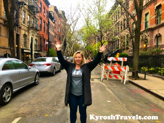 Kyrosh Travels - Sex and the City